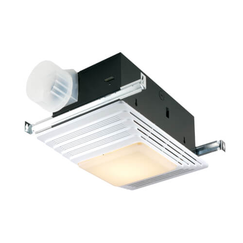 765H80LB Ventilation Fan w/ Heater and Light (80 CFM, 2.0 Sones) Product Image