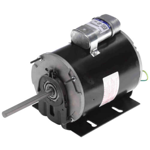 """5-5/8"""" Totally Enclosed Fan/Blower Motor (115/230V, 1725 RPM, 1/3 HP) Product Image"""
