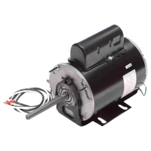 """5-5/8"""" Totally Enclosed Fan/Blower Motor (115/230V, 1725 RPM, 1/2 HP) Product Image"""