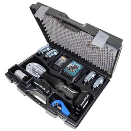 ZoomLock Klauke Crimping Tool Kit (without Jaws) Product Image