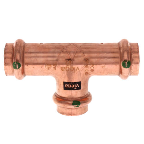 """1/2"""" ProPress Copper Tee Product Image"""