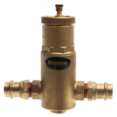 """3/4"""" Air Separator (Press) Product Image"""