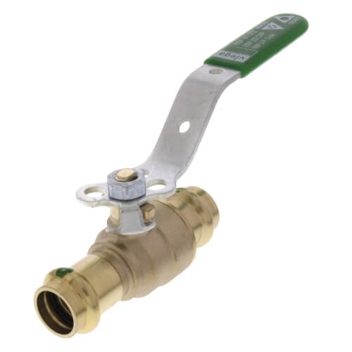 "1/2"" ProPress Ball Valve w/ Metal Handle (Lead Free) Product Image"