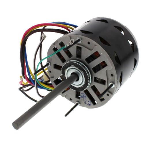 "5-5/8"" 3-Speed High Efficiency Indoor Blower Motor (277V, 1075 RPM, 1/3 HP) Product Image"