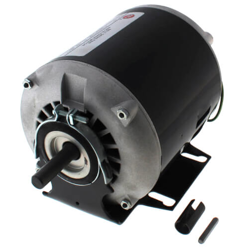 ODP Single Speed Split Phase Belted Fan & Blower Motor (115V, 1/4 HP, 1725 RPM) Product Image