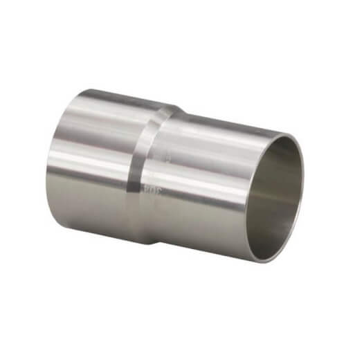 "3"" IPS x 3"" CTS ProPress 316 Stainless Steel XL Adapter Product Image"