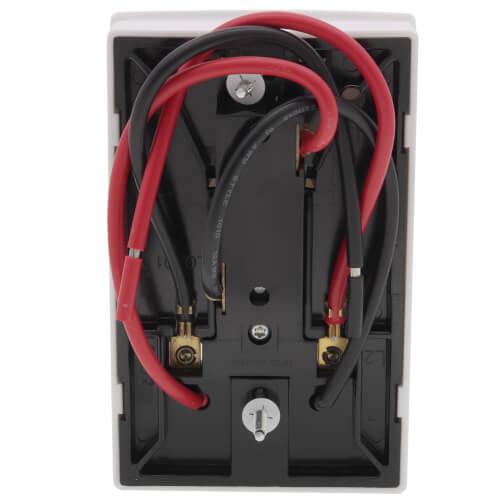 802 - Robertshaw 802 - Line Voltage Thermostat, DPST (Heating) Old Mercury Robert Shaw Thermostats Wiring Diagram on