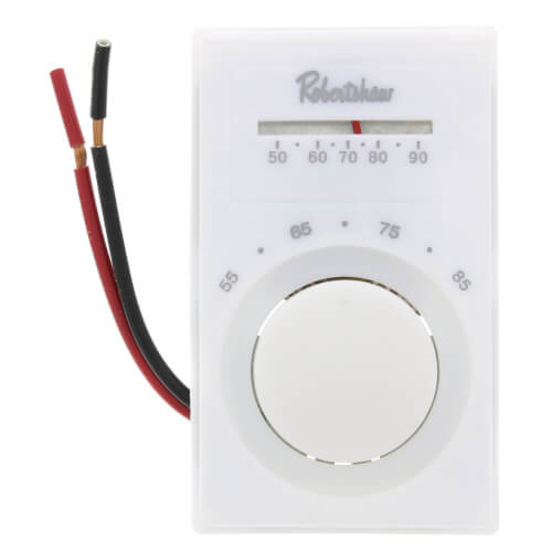 Line Voltage Thermostat, SPST (Cooling) Product Image