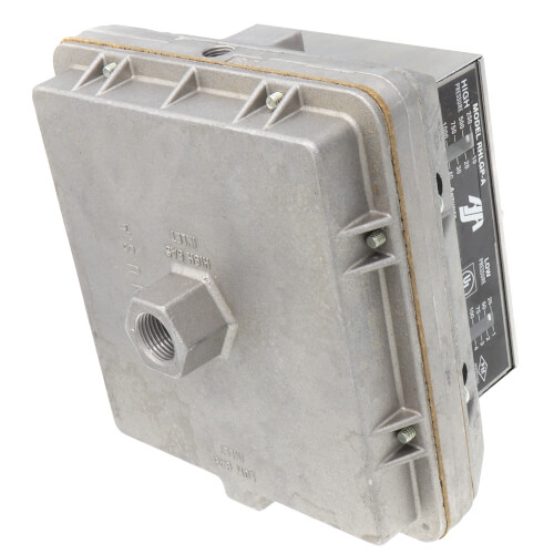 """RHLGP-A Automatic Reset 2-SPDT High-Low Gas Pressure Switch, 1"""" to 6"""" W.C., 10"""" to 50"""" W.C. Product Image"""