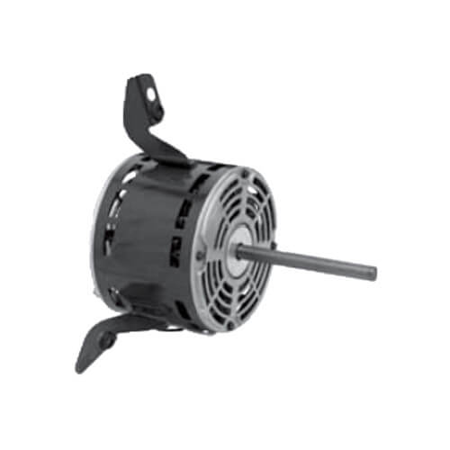 "5.6"" OAO PSC Direct Drive Fan & Blower Motor, 48Y (115V, 1/2 HP, 1075 RPM) Product Image"