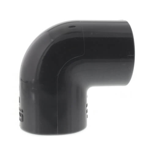 """1-1/2"""" PVC Schedule 80 90° Elbow Product Image"""