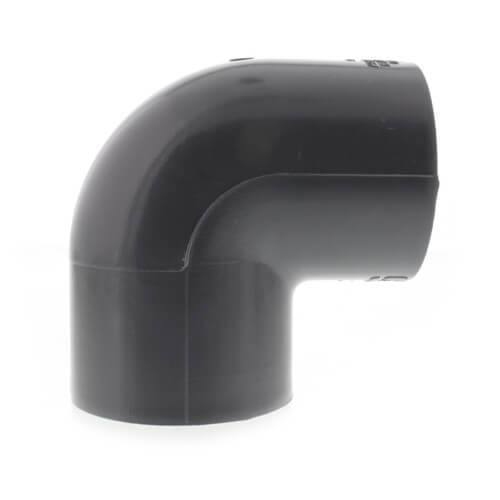 """2"""" PVC Schedule 80 90° Elbow Product Image"""
