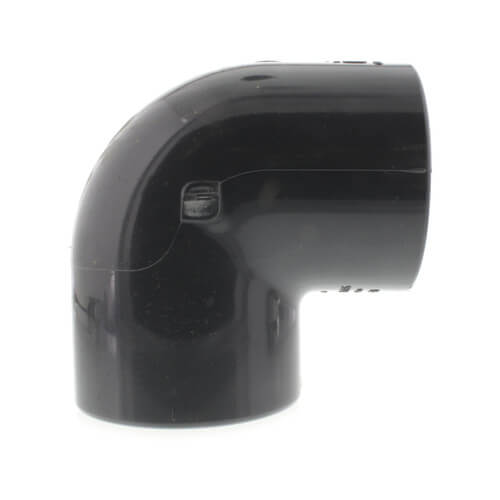 """2-1/2"""" PVC Schedule 80 90° Elbow Product Image"""