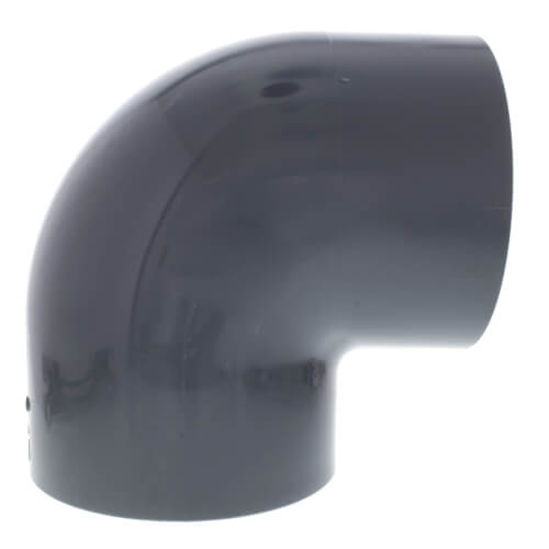 "6"" PVC Schedule 80 90° Elbow Product Image"