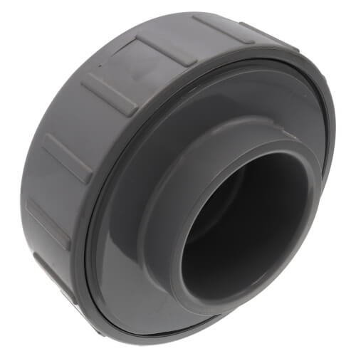 """2-1/2"""" CPVC Schedule 80 Union 2000 w/ EPDM O-Ring Seal (Socket x Spigot) Product Image"""