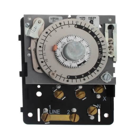 208/240V Defrost Timer - Mechanism Only on
