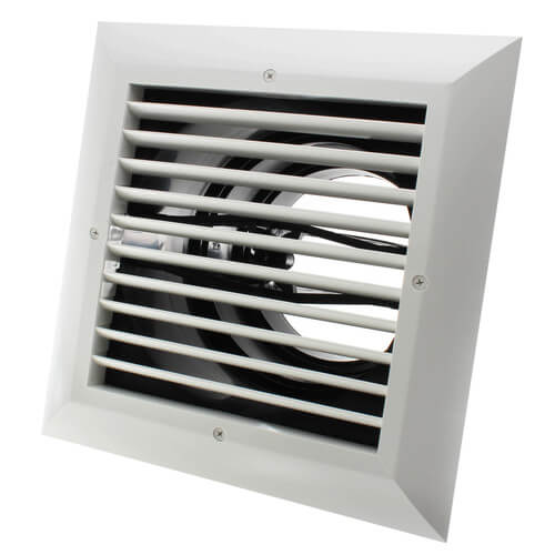 "MVE Ceiling Diffuser w/ 1-Way Grille (8"" x 8"") Product Image"