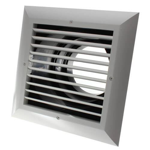 "MXE Ceiling Diffuser w/ 1-Way Exhaust/Grille (8"" x 8"") Product Image"
