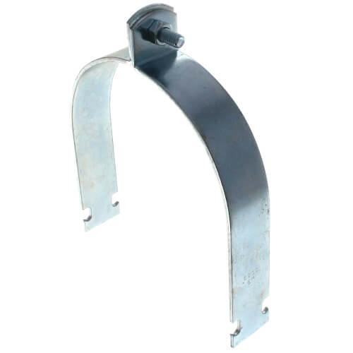 "5"" Electro-Galvanized Multi-Strut Pipe Clamp Product Image"