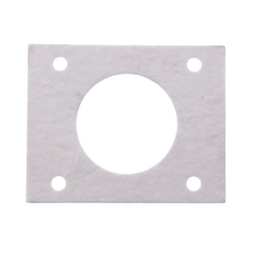 Burnham  fan outlet gasket orifice
