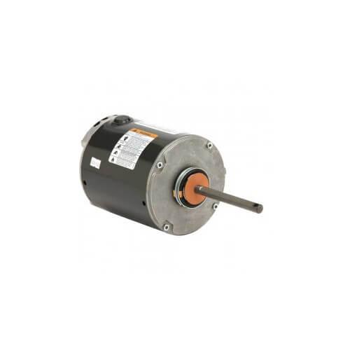 "5"" PSC Commercial Condenser Fan Motor (460V, 3/4 HP, 1075 RPM) Product Image"