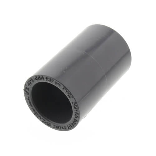 "3/8"" PVC Schedule 80 Coupling Product Image"