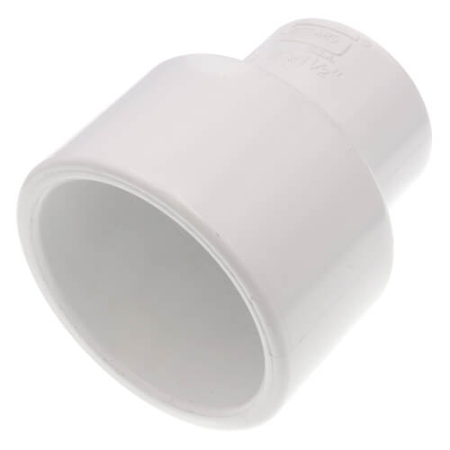 """2-1/2"""" x 1-1/2"""" PVC Schedule 80 Reducer Coupling Product Image"""