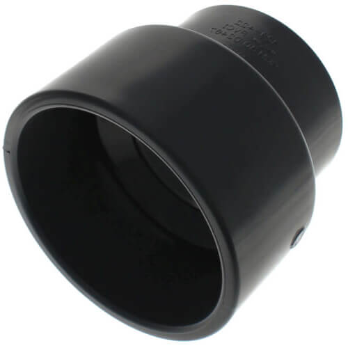 """4"""" x 3"""" PVC Schedule 80 Reducer Coupling Product Image"""