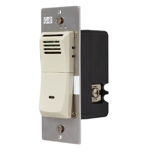 Humidity Sensing Wall Control (Almond) Product Image