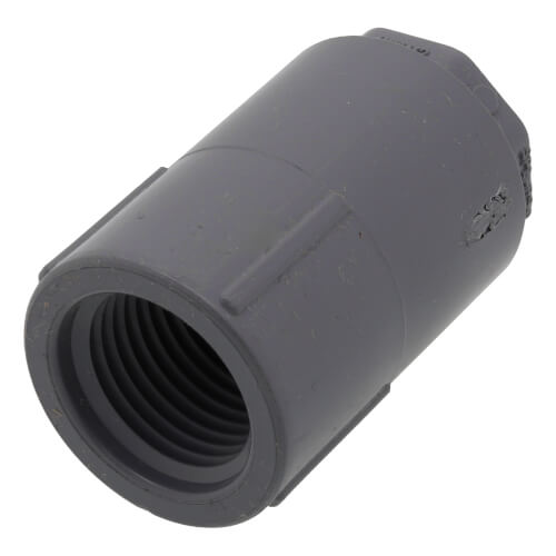 """1/2"""" x 1/4"""" CPVC Schedule 80 Reducer Coupling (FPT) Product Image"""