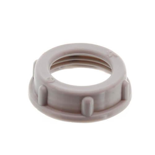 "3/4"" Insulating Plastic Conduit Bushing Product Image"