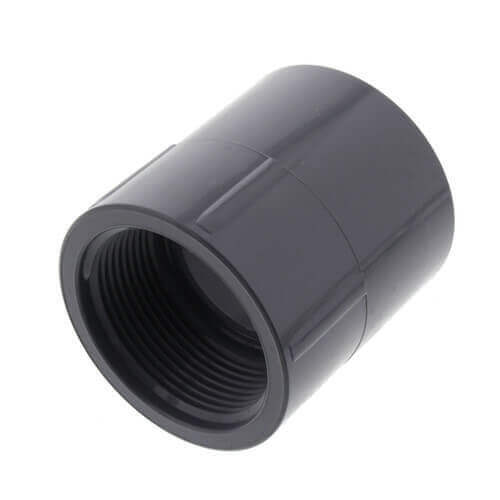 "3/8"" PVC Schedule 80 Female Adapter (S x FPT) Product Image"