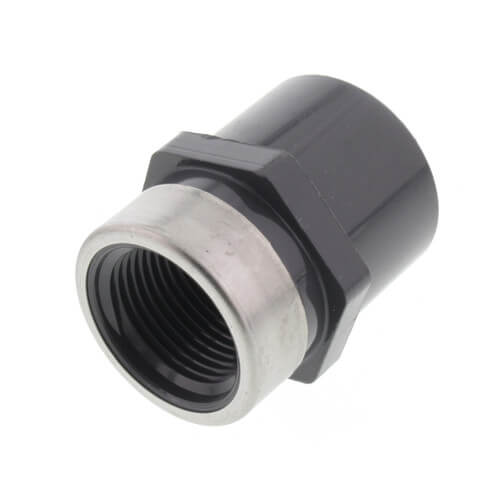 "3/4"" SOC x SR FIPT PVC Schedule 80 Special Reinforced Female Adapter Product Image"