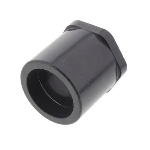 """1"""" x 3/4"""" PVC Schedule 80 Reducer Bushing (SPG x S) Product Image"""