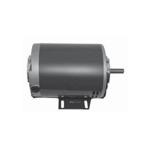 3-Phase ODP Polyphase Commercial Belt-Drive Blower Motor, 56 (208-230/460V, 3/4 HP, 1725 RPM) Product Image