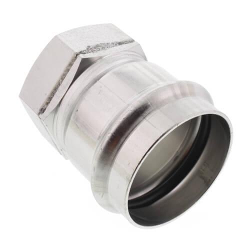 85127 Viega Propress Adapter P: 304 Stainless Steel