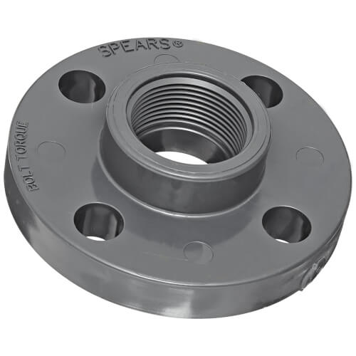 """1"""" Sch. 80 One Piece Flange (FPT) Product Image"""