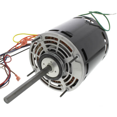 "5.6"" OAO PSC Direct Drive Fan & Blower Motor, 48Y (115V, 1 HP, 1075 RPM) Product Image"