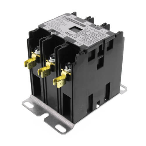 3 Pole, 30 Amp, 120V Contactor Product Image