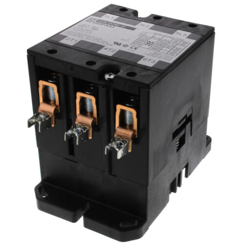 3 Pole, 90 Amp, 110V Contactor Product Image