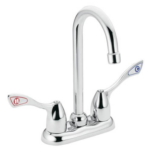 M-BITION Two-Handle Pantry Faucet (Chrome) Product Image