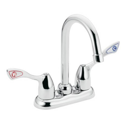 M-BITION Two-Handle Pantry/Clinic Faucet (Chrome) Product Image