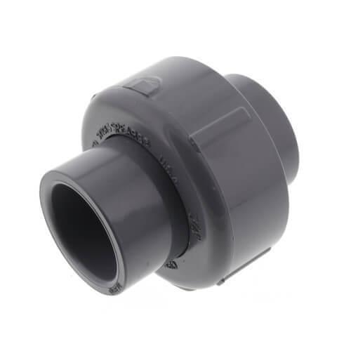 "1-1/2"" CPVC Schedule 80 EPDM Union (Socket x Socket) Product Image"