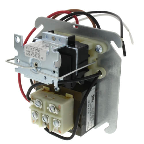 90-113 - White Rodgers 90-113 - Fan Control Center, 120 VAC Primary 24 VAC  Secondary, SPDT Relay | White Rodgers Relay Wiring Diagram |  | SupplyHouse.com