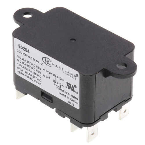 120 V General Purpose Relay w/ SPDT Switch Product Image