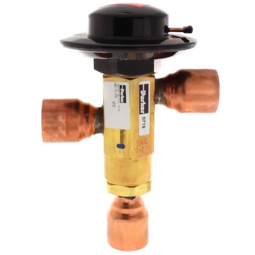 "LAC-5-210 1-1/8"" x 1-1/8"" x 1-1/8"" ODF Head Pressure Control Valve (210 psi) Product Image"