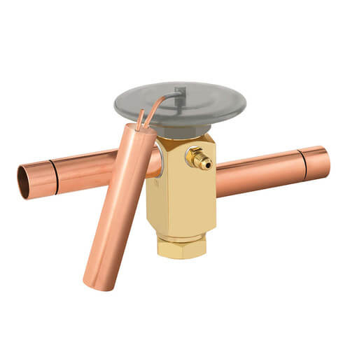"""DRHE-6-55/70AR 7/8"""" ODF Discharge Bypass Valve (55/70 PSIG) Product Image"""
