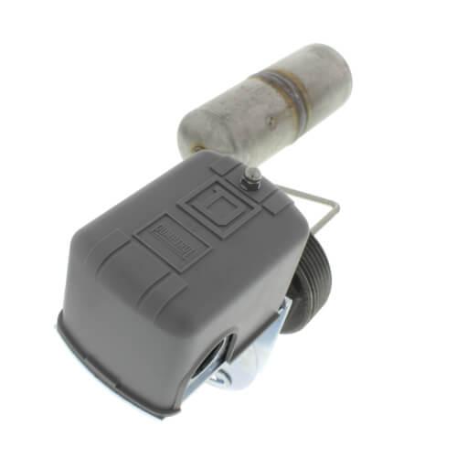 Liquid Level Switch w/ Viton Packing, Close On Rise, NEMA 1, Left Float Position (600V) Product Image