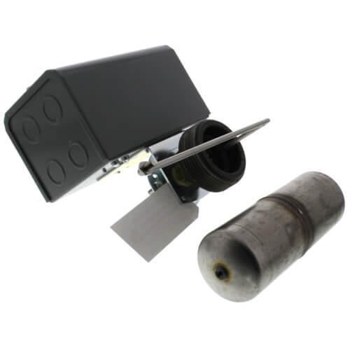 Alternator Liquid Level Switch w/ Rod & Float, Close on Rise, NEMA 1, Right Float Position (600V) Product Image