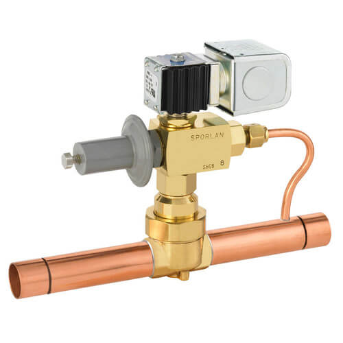 "SHGB-8 7/8"" ODF Discharge Bypass Valve, Internally Equalized (0/100 PSIG) Product Image"